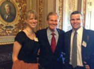 HCAF representatives with Senator Nelson