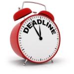 DeadlineClock